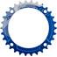 Sixpack K-Ring Narrow Wide Kettenblatt blau